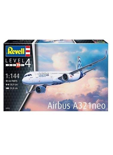 Revell  Maket Airbus A321neo 04952 Renkli
